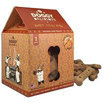 Doggy Delirious Sweet Potato Bones (6 - 16 oz. packs)