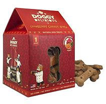 Doggy Delirious Cranberry Carrot Bones (6 - 16 oz. packs)
