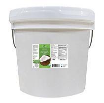 Tresomega Nutrition Organic Refined Coconut Oil (128 oz. pail)
