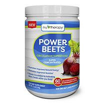 Nu Therapy Nu-Therapy Power Beets Juice Powder (60 servings)