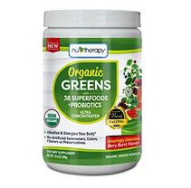 Nu Therapy Nu-Therapy Organic Greens Powder Mix (30 Servings)