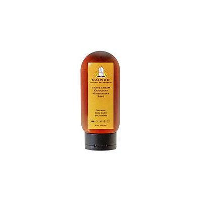 MENA 3-n-1 Shave Cream Exfoliant Moisturizer (4 oz.)