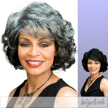 Foxy Silver (Barbara) - Synthetic Full Wig in F2369