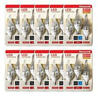 Honeywell 40W Candelabra LED Bulb Set (30 Pack)