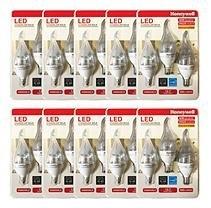 Honeywell 40W Candelabra LED Bulb Set (30 Pack)