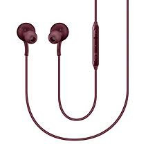 Hitachi Samsung Burgundy In-Ear Headphones Tuned By AKG