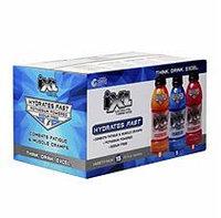 iXL Electrolytes + Amino Acids Variety Pack (15 pk, 16.9 oz. bottles)