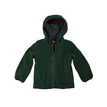 Cozy Cub Baby and Toddler Boy Hooded Fleece Jacket - Polar Fleece All-Season Jacket - Hunter Green