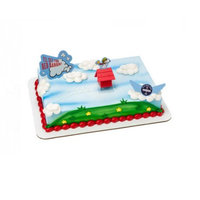 Decopac Peanuts Snoopy Flying Ace Cake Decoration Set