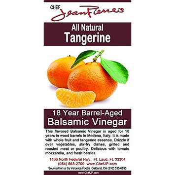 Tangerine Aged 18 Years Italian Balsamic Vinegar 100% All Natural 375ml (12.5oz)