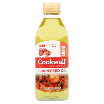 Sovena Usa Cookwell Grapeseed Oil, 17 fl oz