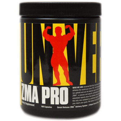 Universal Nutrition ZMA Pro - 180 Capsules