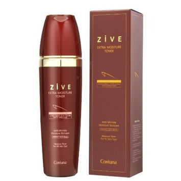 Zive Extra Moisture Toner 140ml(4.73 oz) Wrinkle-Improving Functional Cosmetics