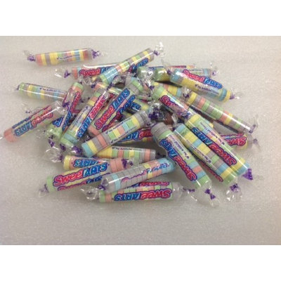 Beulah's Candyland Sweet Tarts Candy Rolls 5 pounds sweet tarts twists bulk wrapped candy