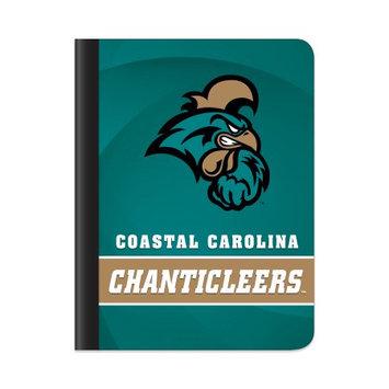 Cr Gibson NCAA Coastal Carolina Composition Book, 7.5