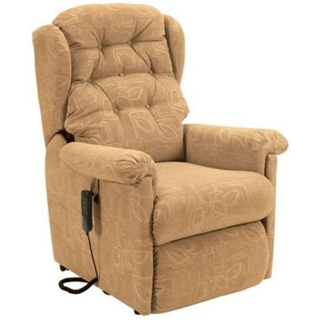 Seattle Dual Motor Intalift Chair in Beige (Available VAT Free)