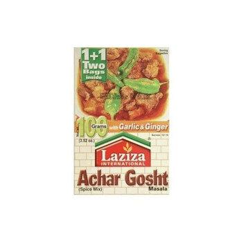Laziza Achar Gosht Masala, 100-Gram Boxes (Pack of 6)