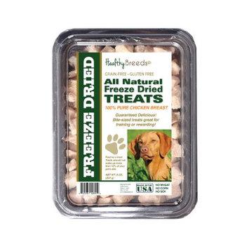 Healthy Breeds 840235146919 8 oz Vizsla All Natural Freeze Dried Treats Chicken Breast