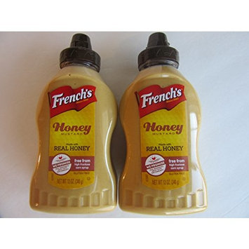 French's Honey Mustard 2pk 12oz each Sandwiches Dip Picnics Parties Family Time Food