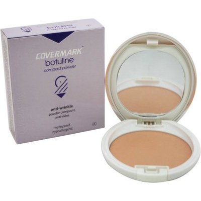 Botuline Compact Powder Waterproof - # 6 by Covermark for Women - 0.35 oz Powder