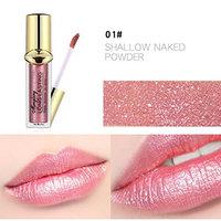OVERMAL Lip Glosses Waterproof Long Lasting Liquid Velvet Matte Lipstick Makeup Lip Gloss Lip