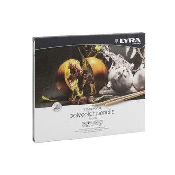 Dixon Ticonderoga Lyra Rembrandt Polycolor Premium Oil-Based Colored Pencil Sets