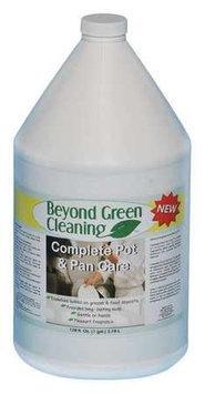BEYOND GREEN CLEANING 5300-005 Dishwashing Detergent,5 gal, Blue