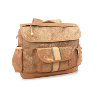Bixbee Gold Sparkalicious Butterflyer Backpack, Small