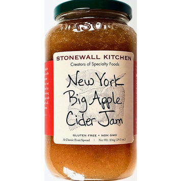 Stonewall Kitchen New York Big Apple Cider Jam, 29.5 Ounces