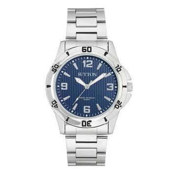 Armitron Men's Silver Tone Bracelet Watch
