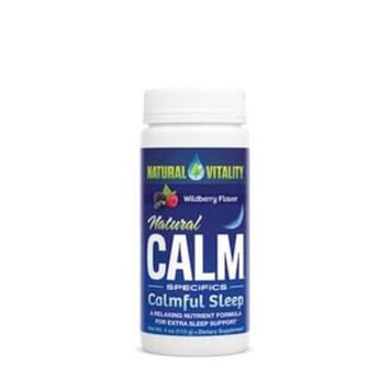 Natural Vitality Calm Specifics - Calmful Sleep, 4 OZ