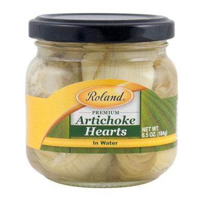 Roland Premium Artichoke Hearts in Water, 6.5 Oz (Pack of 12)