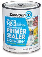 Zinsser Primer 1-2-3 Bulls Eye QT