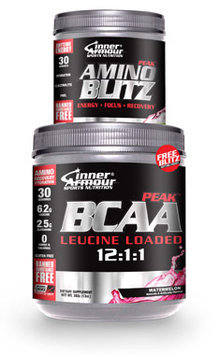 Inner Armour BCAA Peak and Amino Blitz Value Pack