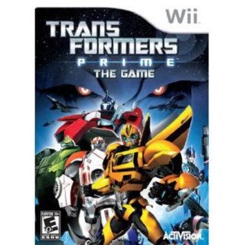 Rgc Redmond Transformers Prime - The Game Nintendo WII New