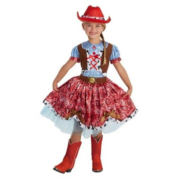 Girls' Buckaroo Beauty Child Costume
