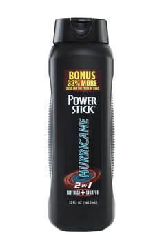 Power Stick 2-1 Hurricane Body Wash 32 oz.