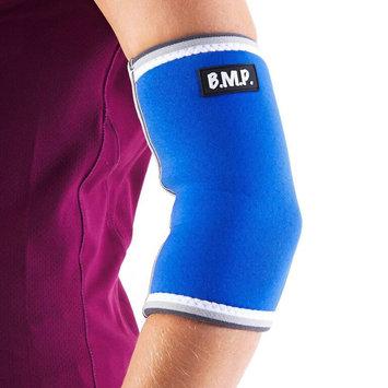 Black Mountain Products Elbow Brace Blue M Extra Thick Warming Blue Elbow Brace, Medium