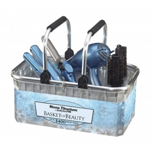 BaByliss PRO 6-piece Basket of Beauty Essentials