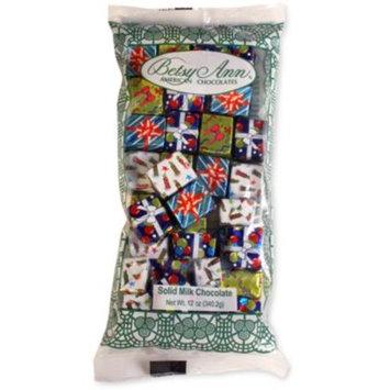 Betsy Ann Chocolates Foil Birthday Presents