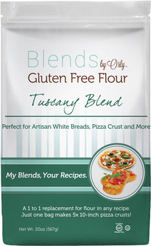 Blends by Orly Tuscany Blend Gluten Free Flour-3 Bags Each