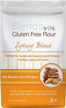Blends by Orly Sydney Blend Gluten Free Flour-3 Bags Each