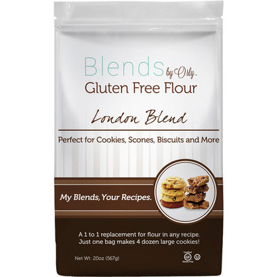 Blends By Orly Gluten-free London Blend Flour (2 Pack)