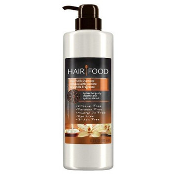 Hair Food Vanilla Bean & Jasmine Hair Milk Shampoo