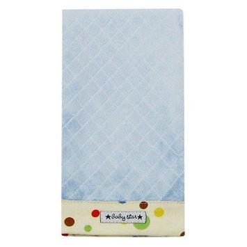 Baby Star Diamond Diaper Burp - Blue Wonder (Discontinued by Manufacturer)