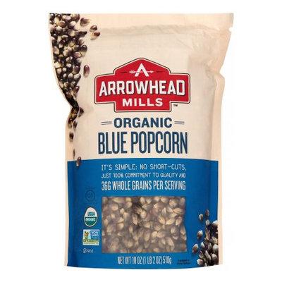Hain Celestial Arrowhead Mills Organic Popcorn, Blue, 18 Oz
