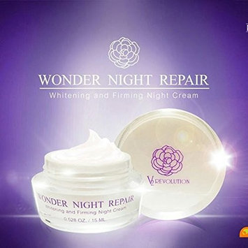 V2 REVOLUTION WONDER NIGHT REPAIR, FIRMING, BABY FACE NIGHT CREAM 15 ml. by Triple W Shop