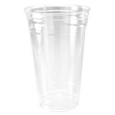 Conex 24 oz Disposable Cold Cup (Plastic, Clear) [PK/600]. Model: TD24