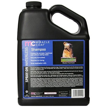 Miracle Coat Dog Shampoo [Waterless Dog Shampoo]