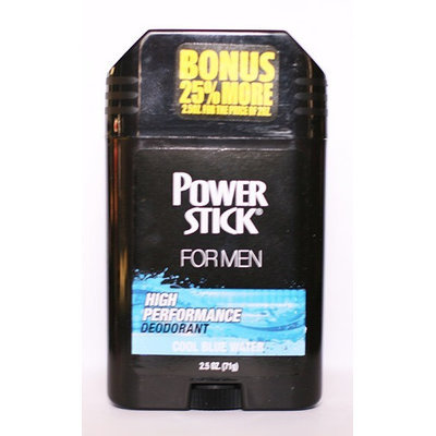 Power Stick Cool Blue Water Deodorant Stick 2.5 oz.